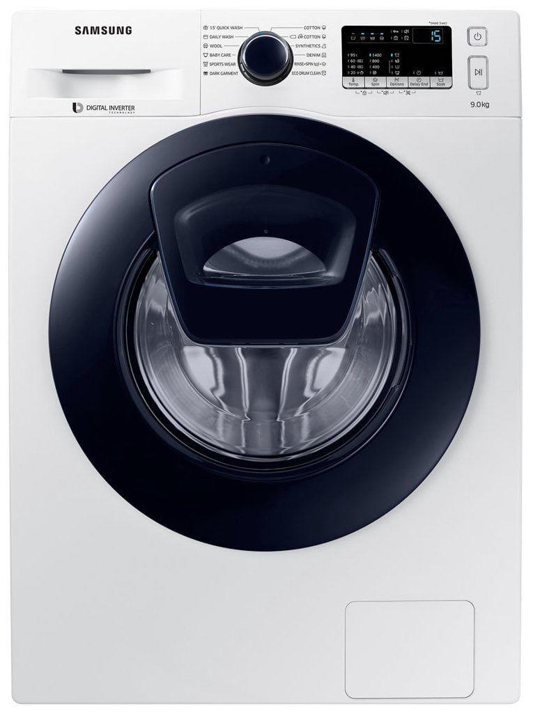 skalbimo mašinos